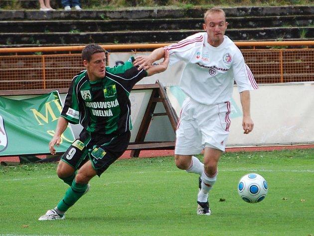 FK Baník Sokolov - FK Fotbal Třinec