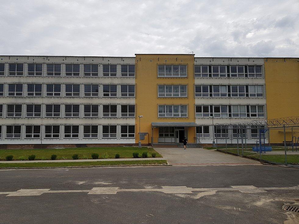 Věznice Kynšperk představila rekonstruované prostory