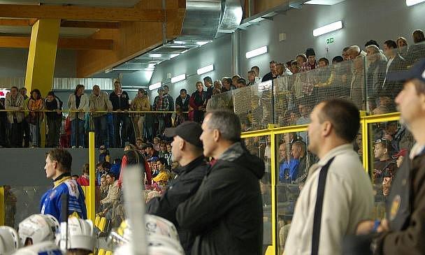 HC Baník Sokolov - KLH Chomutov
