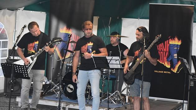 Jindřichovice žily rockem a pomáhaly nemocné Nelince
