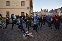 V roce 2019 se postavilo na start Novoročního běhu v Lokti 411 běžců. O rok později, tedy v roce 2020, v Lokti posunuli rekordní účast již na skvělé číslo 445 běžců, čímž patří k nejobsazenějším závodům Nového roku v rámci západních Čech.