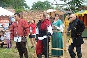 Druhý ročník Hradních slavností na Hartenbergu se vydařil.