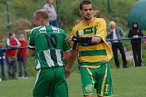 Krajský přebor: Sokol Citice - FK Baník Sokolov B