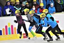ZODM: Rychlobruslení na zimním stadionu v Sokolově