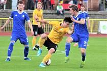 FNL: FK Baník Sokolov - FC Slavoj Vyšehrad