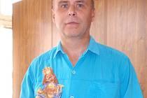 Miroslav Eliáš s cenou za druhé místo