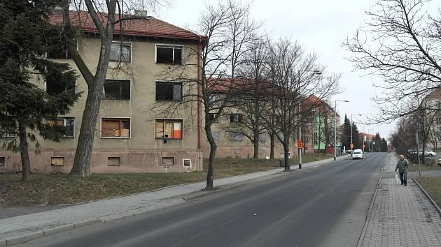 Bytové jednotky v ulici Sokolovská