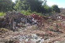 Za porušení zákona o odpadech padla pokuta 120 tisíc.