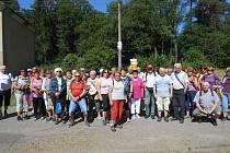 Výlet Slaměnky do Lipové a skanzenu Doubrava.