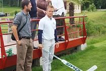 Den otevřených dveří na golfovém hřišti v Sokolově