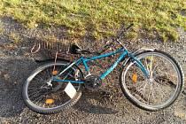 Při tragické nehodě u Lomnice zemřel šedesátiletý cyklista.