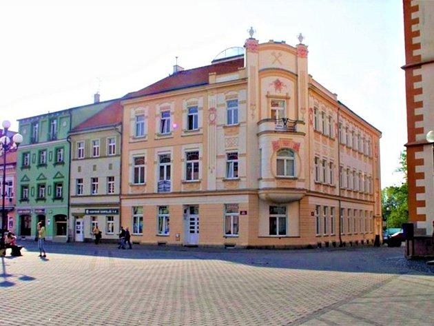 ZUŠ Sokolov na Starém náměstí