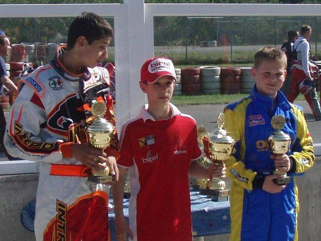 Chodovský jezdec Radim Maxa vyhrál závody v Německu.