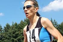Sokolovská běžkyně, olympionička Ivana Sekyrová