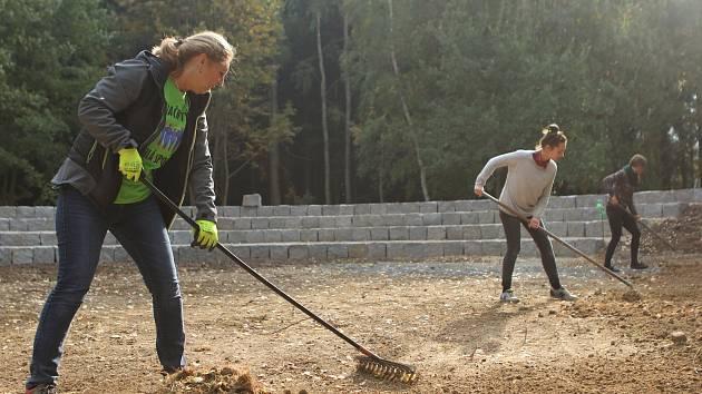 Josefovští s pomocí Nadace Via Místo, kde žijeme budují zázemí pro kulturní a společenský život