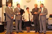 Setkání obyvatel Lipnic se koná ve Vintířově pravidelně.