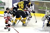Baráž o zachování druhé hokejové ligy, Baník Sokolov - Technika Brno