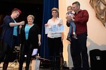 Benefiční koncert pro Nelinku s podtitulem Pomozme Nelince prošoupat botičky.