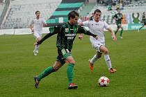 II. fotbalová liga: Most - Sokolov 0:0