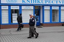 Zrušené provozovny na Starém náměstí v Sokolovně