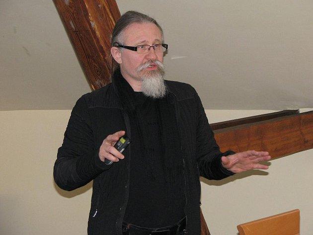 Archiekt Roman Koucký.