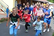 Street Games Kraslice 2015 - charitativní běh.