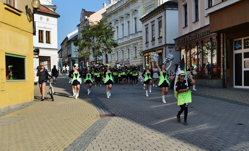 Hudba bez hranic v Dolních Studénkách.
