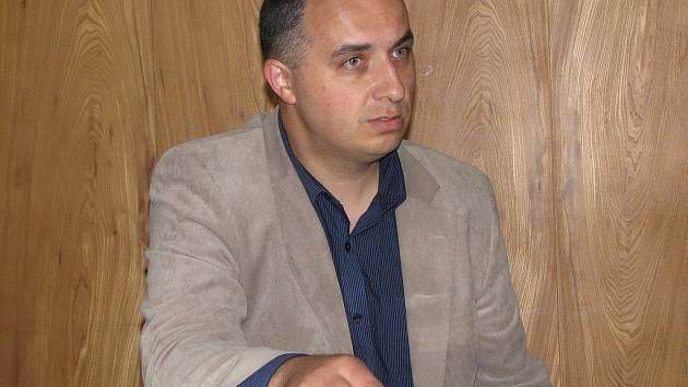 POMOC V NOUZI. Ředitel společnosti Robert Pisár.