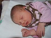 TEREZKA CHVOJANOVÁ z Chotíkova se narodila 26. února