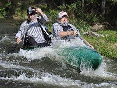 Den Ohře je oslavou řeky. Lidé se mají s řekou seznámit a závodem O pohár Povodí Ohře jí vzdát úctu.