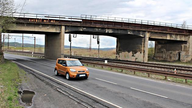 Antonínské mosty právě procházejí rekonstrukcí