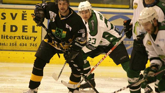 II. hokejová liga: HC Baník Sokolov - HC Draci Bílina