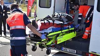 Oči záchranářů budou u nehody dřív než sanitka - Chebský deník