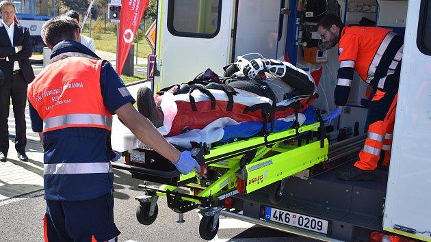 Oči záchranářů budou u nehody dřív než sanitka