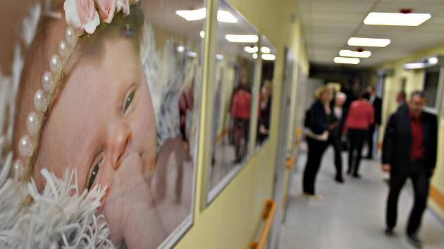 Gynekologicko porodnické oddělení v Sokolově