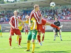 Fotbalová národní liga: Třinec - Sokolov 1:2