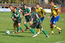 FK Baník Sokolov - Tescoma Zlín 0:2