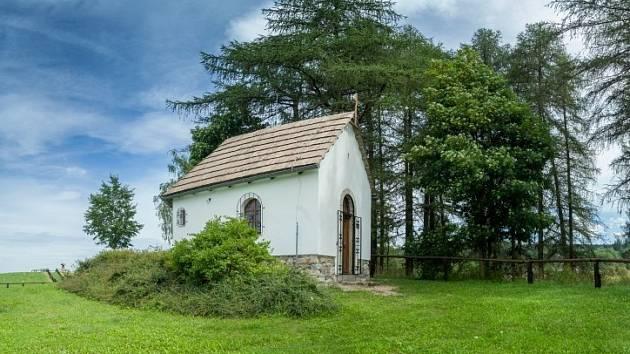 Kaplička na Kamenici