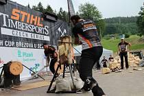 V sobotu 7. srpna se od 13 hodin v areálu Na Výsluní v Březové rozjede další kvalifikační závod pro Mistrovství ČR ve STIHL TIMBERSPORTS, s podtitulem CZECH CUP Březová 2021.