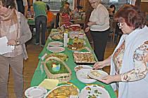 Bublavská škrabka je plná originálních jídel