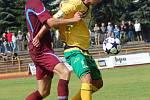 5. kolo fotbalové národní ligy: FK Baník Sokolov - FK Varnsdorf