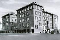 Hornický dům v Sokolově.