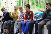 Příměstský tábor DDM Sokolov s tématem Mladí vědci si děti užily během jarních prázdnin.