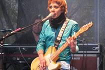 Vystoupení Anety Langerové a její skupiny.