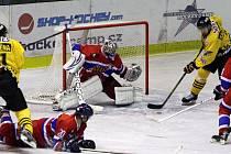 II. hokejová liga: HC NED Nymburk - HC Baník Sokolov