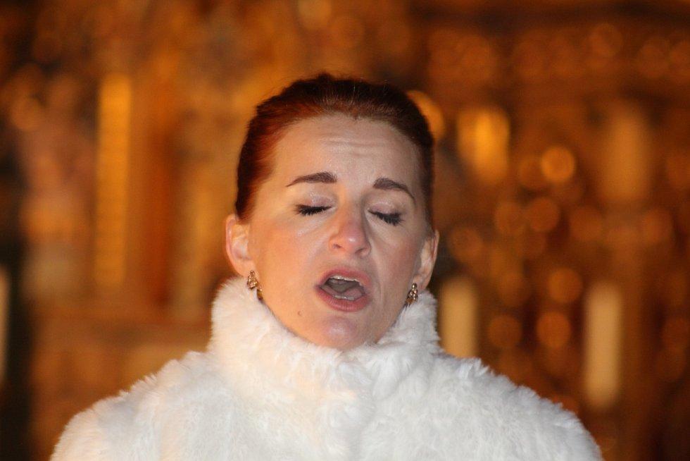 Benefiční koncert ve Stříbrné