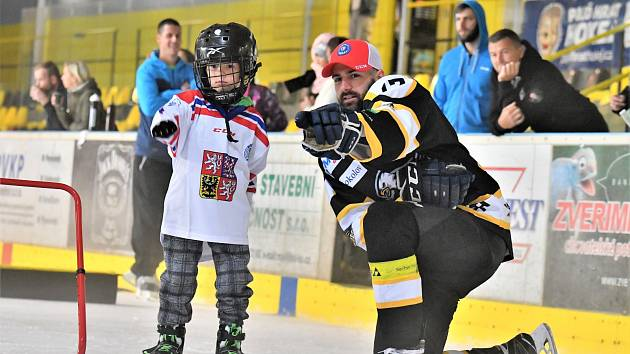 Všechny děti bez rozdílu dovednosti bruslení budou mít opět jedinečnou možnost vyzkoušet si zdarma, jaké to je, být hokejistou.