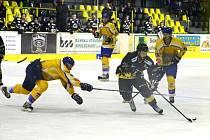 Sokolovští hokejisté porazili v přípravě Klášterec
