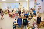 Zahájení školního roku v ZŠ Dukelská Kraslice