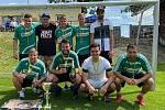 Vítězný tým FK Lejmoc